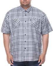 Big & Tall - Machado S/S Button-down (B&T)
