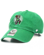 Accessories - Boston Celtics Clean Up 47 Strapback Cap