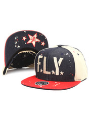 Born Fly - Constitution Snapback Cap
