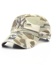 Hats - New York Yankees Tarpoon Clean Up 47 Strapback Cap
