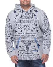 Big & Tall - L/S Graphic Hoodie (B&T)
