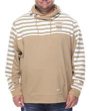 Hoodies - L/S Stripe Hoodie (B&T)