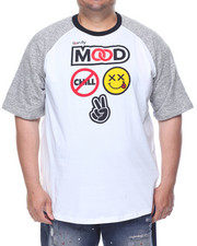 Men - Current Mood Tee (B&T)