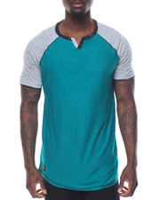 Buyers Picks - Sport Notch S/S Raglan
