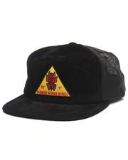 Men - Paradise Velvet Snapback Cap