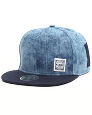 Men - Denim Snapback