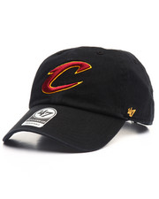 Dad Hats - Cleveland Cavaliers Clean Up 47 Strapback Cap