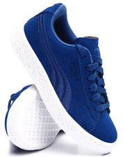 Puma - SUEDE CLASSIC BADGE SNEAKERS (11-3)