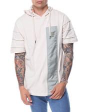 Men - S/S Hoodie T-Shirt