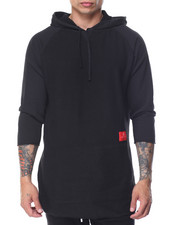 Crooks & Castles - Fury 3/4 Hooded Pullover