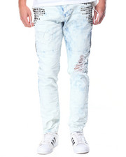 Jeans - Studded Denim Jean