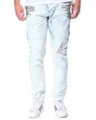 Studded Denim Jean