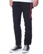 Zipper Patch Denim Jean