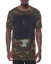 Shirts - Trust No One S/S Tee