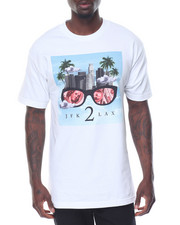Men - JFK 2 LAX Tee