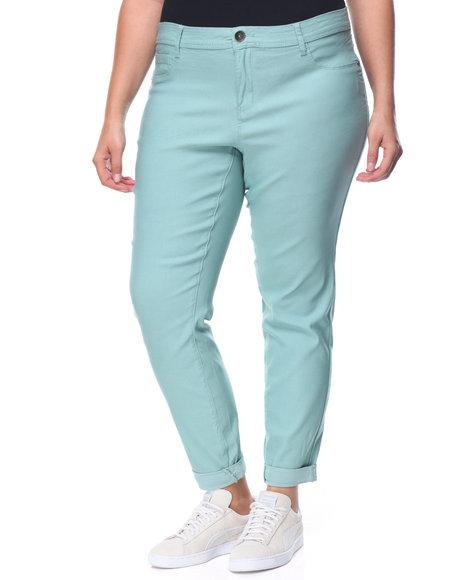 Basic Essentials - Super Stretch Skinny Pant (Plus)