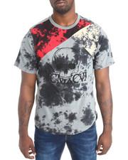 Shirts - Dye Skull T-Shirt