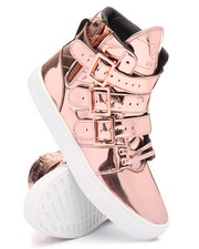 Footwear - Straight Jacket VLC High Top Sneaker