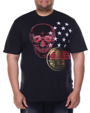 Shirts - Mixed Skull T-Shirt (B&T)