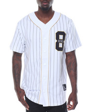 Buyers Picks - Floral Baseball Jersey