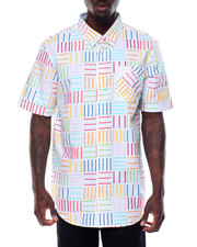 LRG - Field of Optics S/S Button-Down