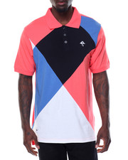 LRG - Argyle Dimensions Polo