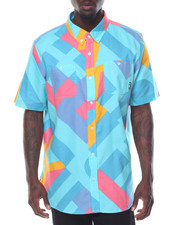 LRG - Spectra S/S Button-Down