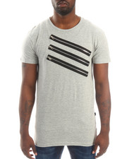 Buyers Picks - Tri - Zipper S/S Tee