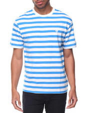 Men - Speedway Striped Tee