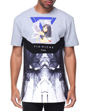 Vie + Riche - Misty Cartoon S/S Tee