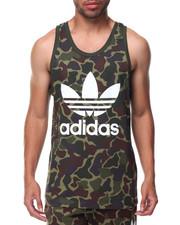 Shirts - Adicolor Camo Tank