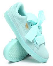 Sneakers - SUEDE HEART RESET SNEAKERS