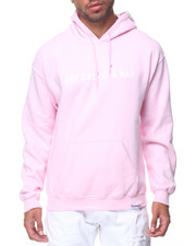 Men - Essentials Pullover Hoodie