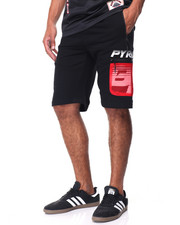 Men - B P Mesh Pocket Drawstring Shorts