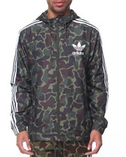 The Camper - Adicolor Camo Windbreaker