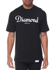 Diamond Supply Co - Champagne Sign Tee