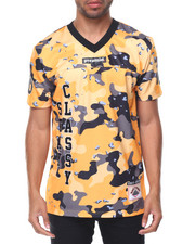 Shirts - Classy Camo S/S Jersey