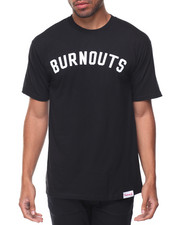 Men - Burnout Tee