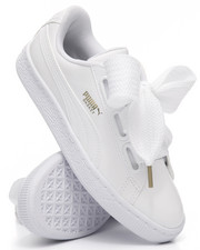 Sneakers - BASKET HEART PATENT SNEAKERS