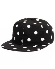 Men - Dots Strapback Cap