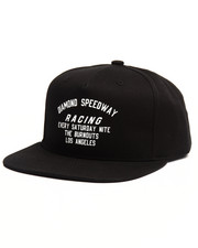 Diamond Supply Co - Speedway Snapback Cap