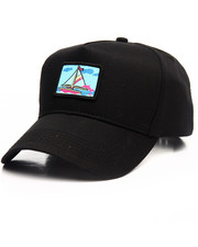 Pink Dolphin - PORTRAIT ONE 5-PANEL STRUCTURED SNAPBACK