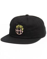 Hats - Leopard Snapback Cap