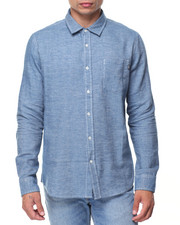Men - Course L/S Chambray Button-down