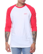 Shirts - Bar Logo Raglan Tee