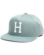 Hats - Denim Classic H Snapback Cap