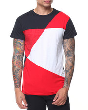 Buyers Picks - Star - Panel Color - Block S/S Tee