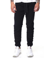 Pants - Cinched Twill Jogger