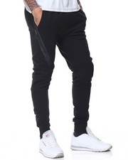 Pants - Side - Zip Tech Fleece Joggers