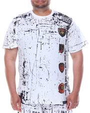 Shirts - S/S Splatter T-Shirt (B&T)